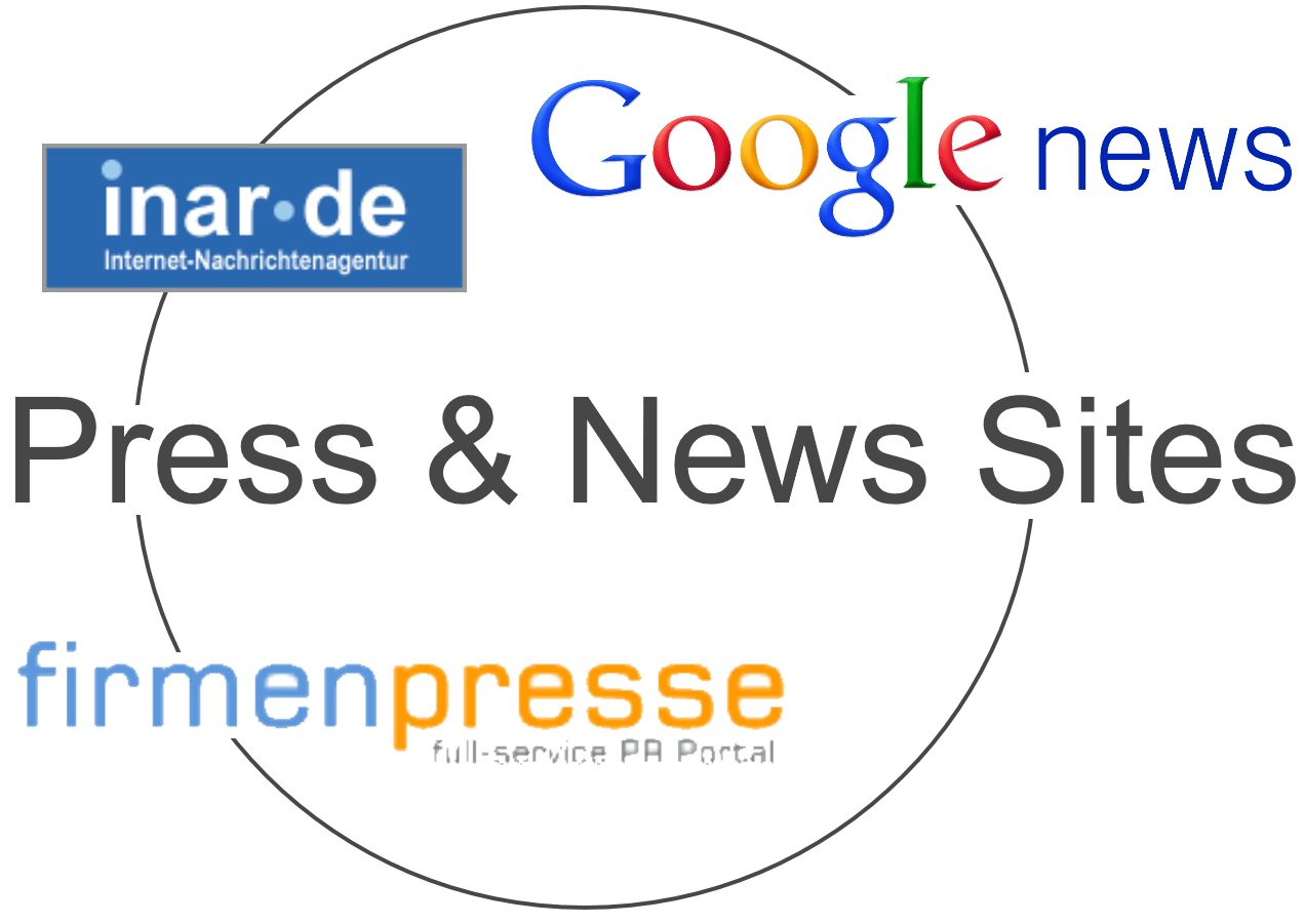 Press & News Sites