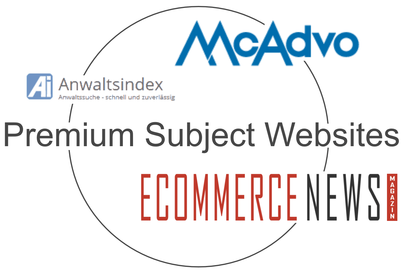 Premium Subject Websites